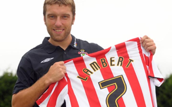 RJ lambert SaintsFC